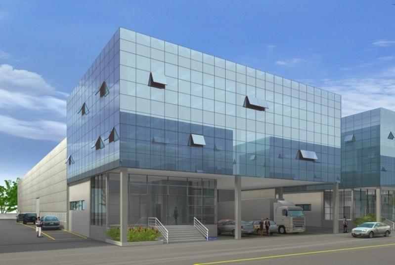 Aluguel de Galpões de Estoque para Empresa Palhoça - Aluguel de Galpão de Estoque E-commerce
