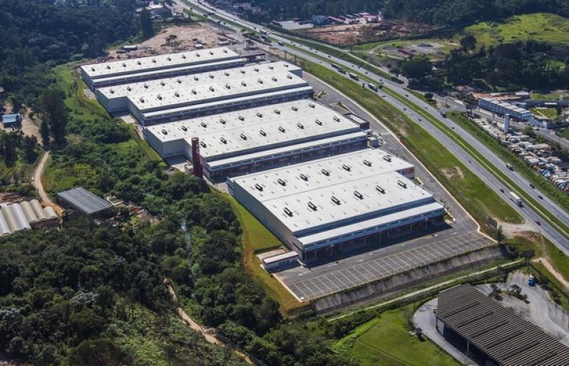 Condomínio Logístico para E-commerce Carapicuíba - Condomínio Logístico para Transportadora