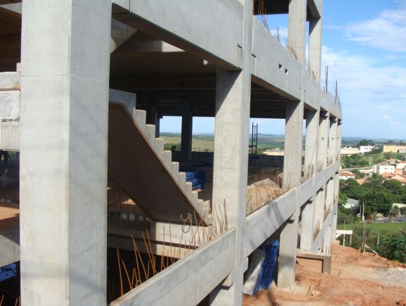 Distribuidor de Estrutura Pré Moldada Galpão Industrial Pouso Alegre - Estruturas Pré Moldadas de Concreto Armado