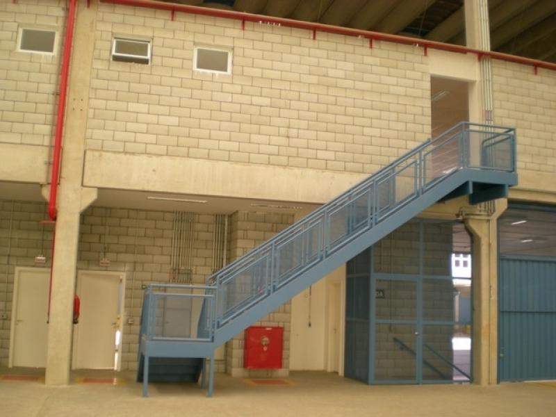 Estrutura Cobertura Metálica São José dos Campos - Estrutura Metálica Trapezoidal