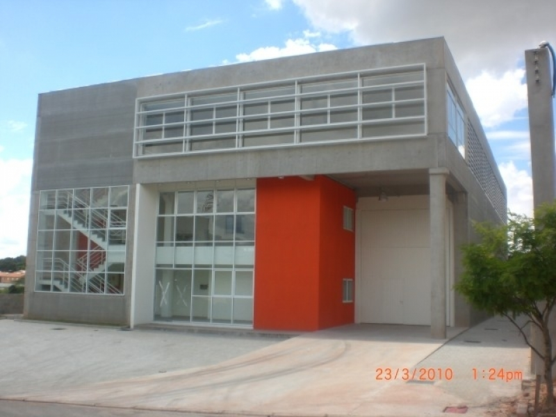 Estrutura de Pré Moldado Fornecedores Barueri - Estrutura Pré-moldada para Galpão