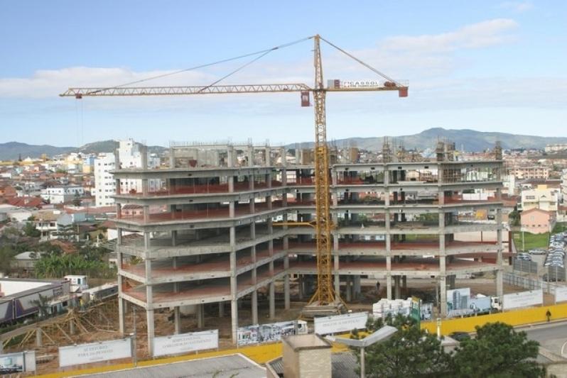 Estrutura Pré Fabricada em Concreto Alphaville - Construtora de Pré Fabricados