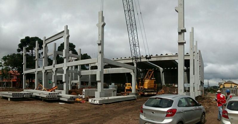 Estrutura Pré Fabricadas Valores Itapecerica da Serra - Construtora Pré Fabricados