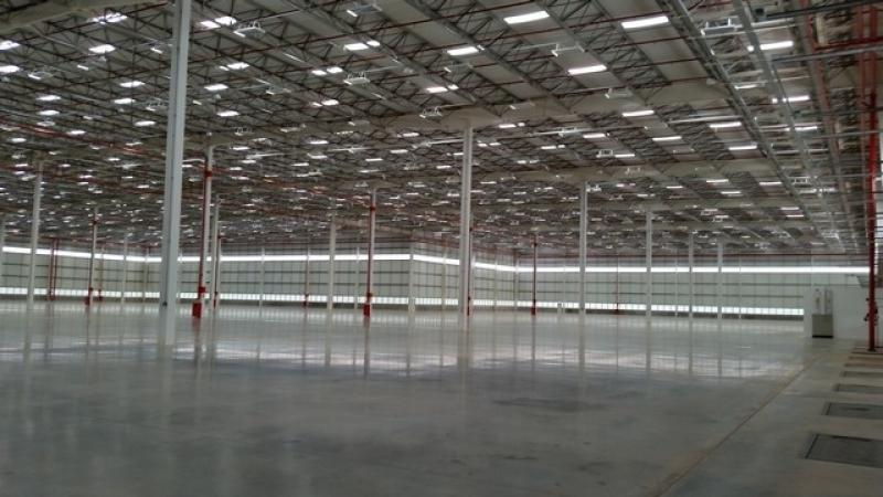 Estrutura Pré Moldada Galpão Betim - Estrutura Pré Moldada Concreto Armado Galpão