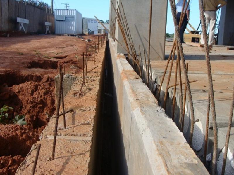 Fábrica de Galpão Pré Fabricado Concreto Alphaville Industrial - Galpão Pré Fabricado de Concreto