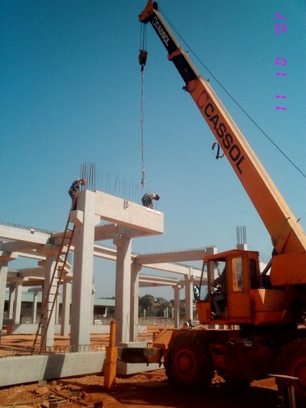 Fábrica de Galpão Pré Fabricado de Concreto Indaiatuba - Galpão Pré Fabricado Pequeno