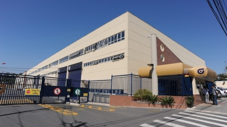 Galpão Industrial Pré Moldado Londrina - Empresa de Galpão Pré Moldado
