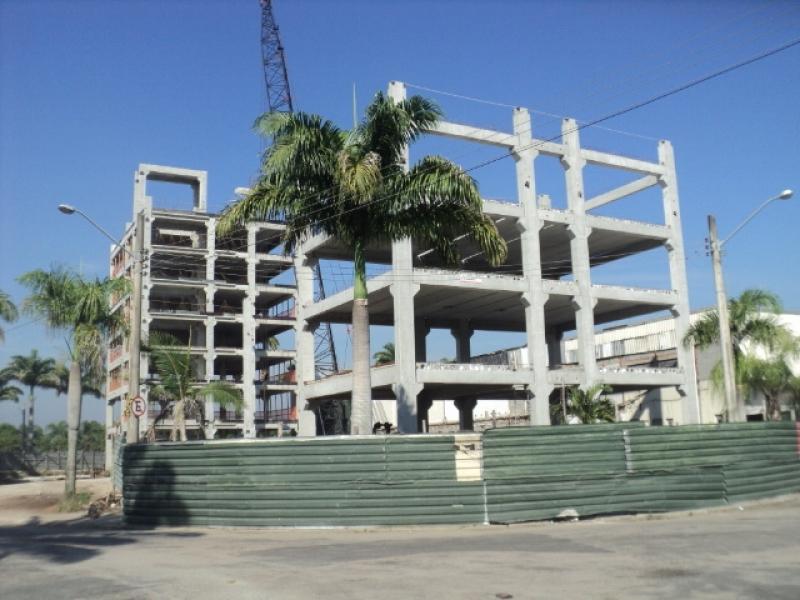 Galpão Pré Fabricado de Concreto Cajamar - Galpão Pré Fabricado de Concreto