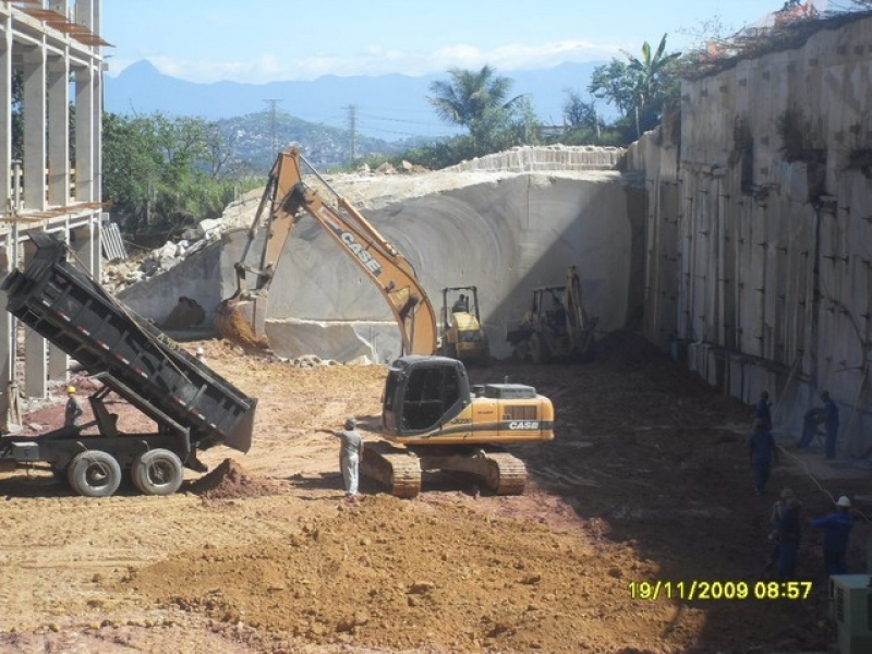 Galpão Pré Fabricado Shopping Center Valor Indaiatuba - Galpão Pré Fabricado Concreto