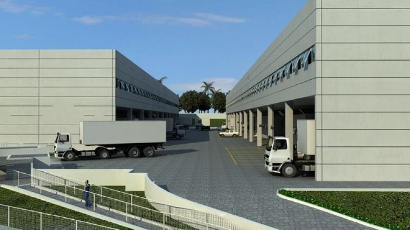 Galpões Pré Fabricados Valores Santo André - Estruturas Pré Fabricadas de Concreto
