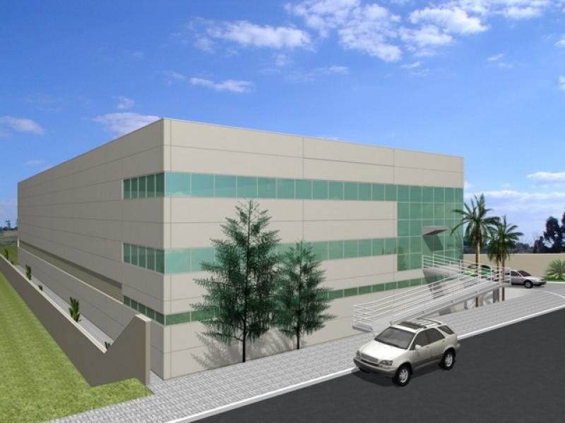 Locação de Galpão de Estoque E-commerce Preço Araras - Locação de Galpão de Estoque de Fábrica