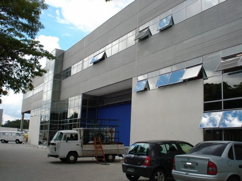 Locação de Galpões de Estoque de Logística Alphaville Industrial - Locação de Galpão de Estoque de Fábrica