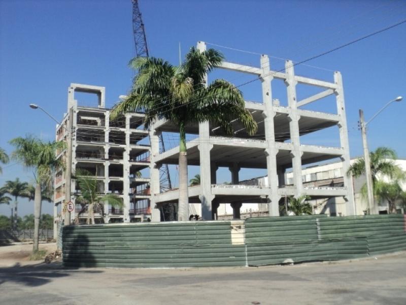 Onde Acho Estrutura Pré Fabricada em Concreto São Caetano do Sul - Construtora de Pré Fabricados