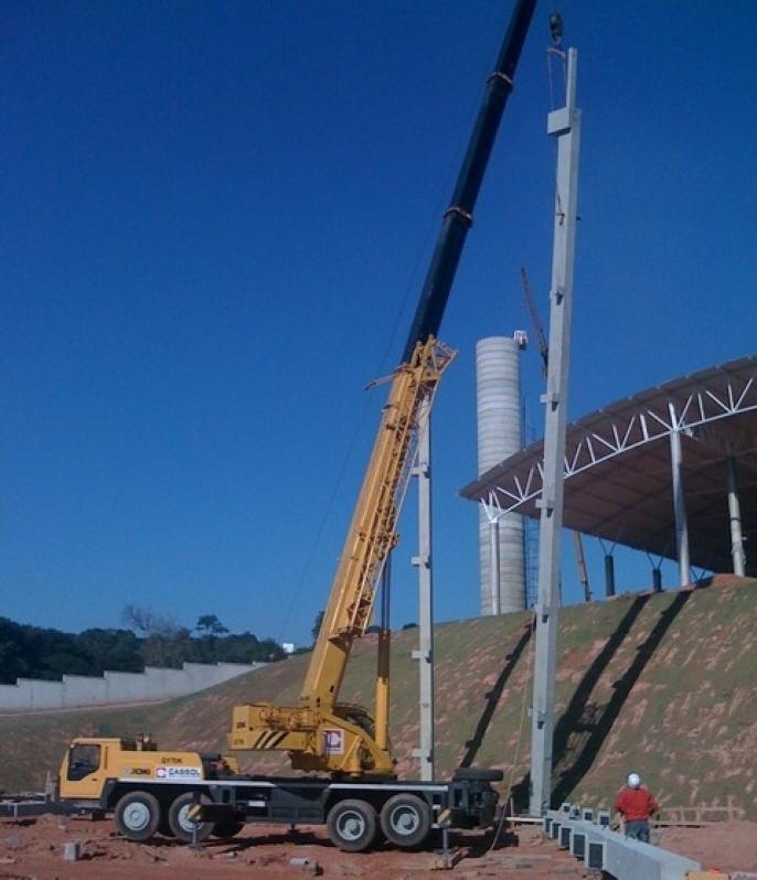 Onde Acho Pré Fabricados de Concreto Jaguariúna - Galpões Pré Fabricados