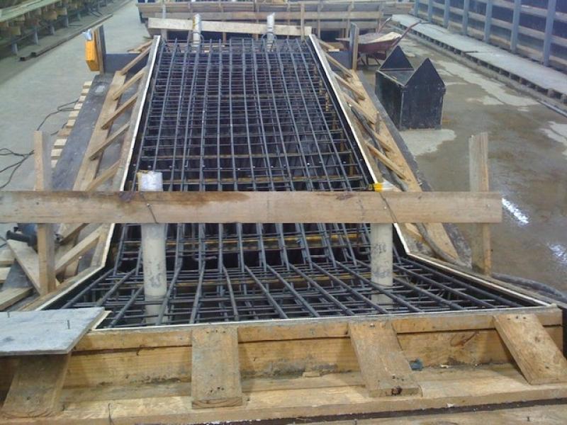 Estrutura Pré Fabricada de Concreto