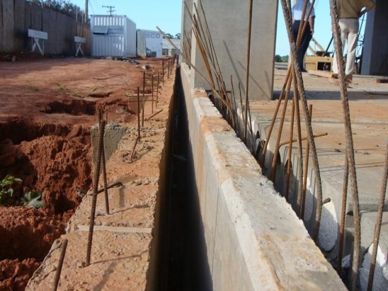 Preços de Galpão de Concreto Pré Moldado Florianópolis - Galpão Industrial Pré Moldado