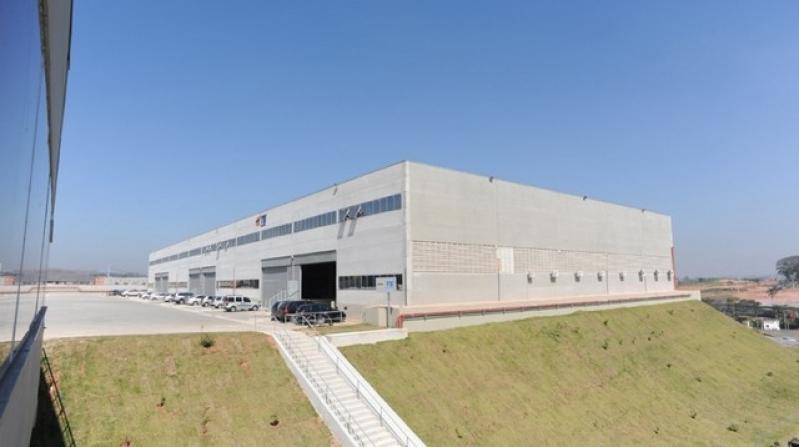 Quanto Custa um Condomínio Logístico para Indústria Ribeirão Pires - Condomínio Logístico para Transportadora