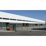 condomínio logístico para indústria Curitiba