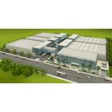 condomínios logísticos industriais Lages