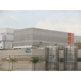 cotação de locação de galpão de estoque para logística Uberlândia