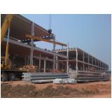 distribuidor de estrutura pré moldada em concreto Praia Grande