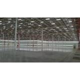 distribuidor de estrutura pré-moldada para galpão Florianópolis