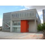 empresa de estrutura pré moldada galpão Blumenau