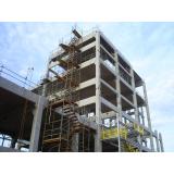 estrutura pré fabricada com painel alveolar orçamento Alphaville Industrial
