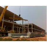 estrutura pré fabricada preço Valinhos