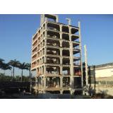 estrutura pré moldada concreto armado Alphaville Industrial
