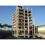 estruturas pré fabricadas de concreto Itajaí