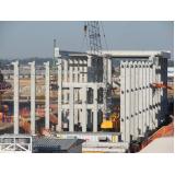 fábrica de galpão pré fabricado e-commerce Jandira