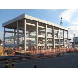 fábrica de galpão pré fabricado para e-commerce Londrina