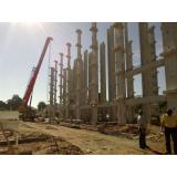 fábrica de galpão pré fabricado para estoque Joinville
