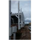 fábrica de galpão pré fabricado para logística Criciúma