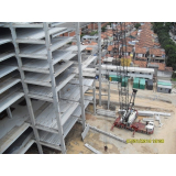 galpão concreto pré moldado Paranaguá