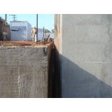 galpão de concreto pré moldado Santa Isabel