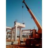 onde encontro estrutura pré fabricada em concreto Sumaré