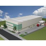 orçamento de locação de galpão de estoque e-commerce Osasco