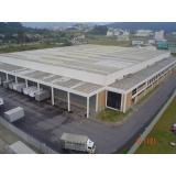 quanto custa um condomínio logístico industrial São Bernardo do Campo