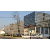 quanto custa um condomínio logístico pré moldado Joinville