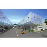 quem faz condomínio logístico cross-docking Vargem Grande Paulista